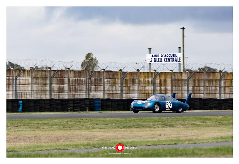CD Peugeot Le Mans 1966