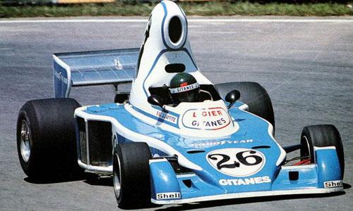 Ligier Gitanes - Ligier JS5 - Matra MS73 V12 3.0