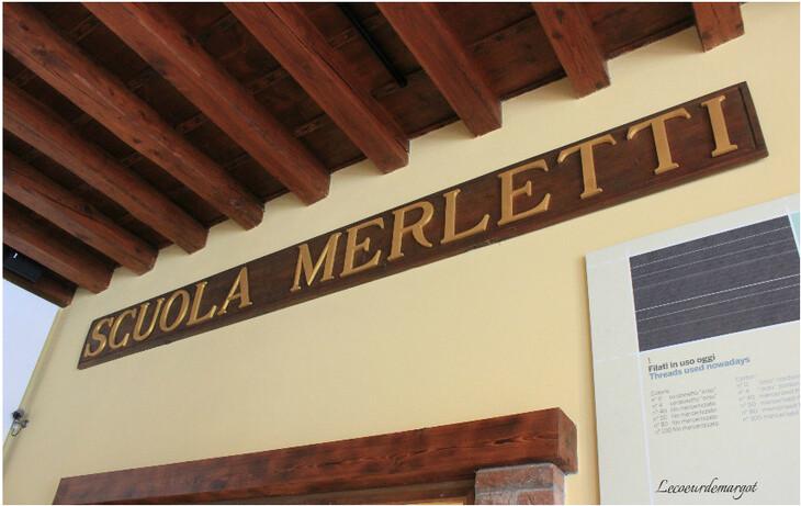 Musée de la dentelle à Burano