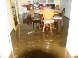Inondation Saint-Jospeh