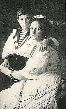 L'hémophilie de l'héritier : le tsarévitch Alexis