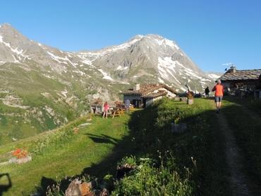 Refuge de Plan Sec (2340 m)