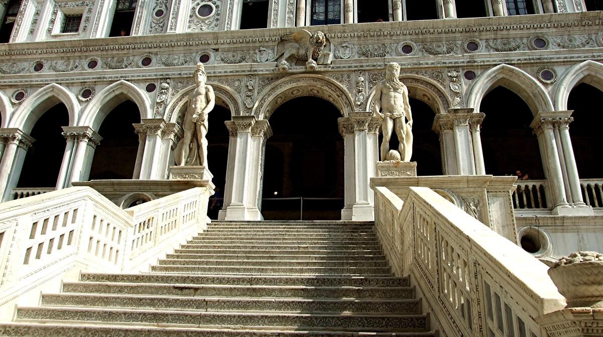 2-Venise- Le palais des doges