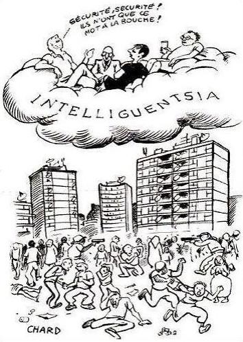 intelligentsia hors sol