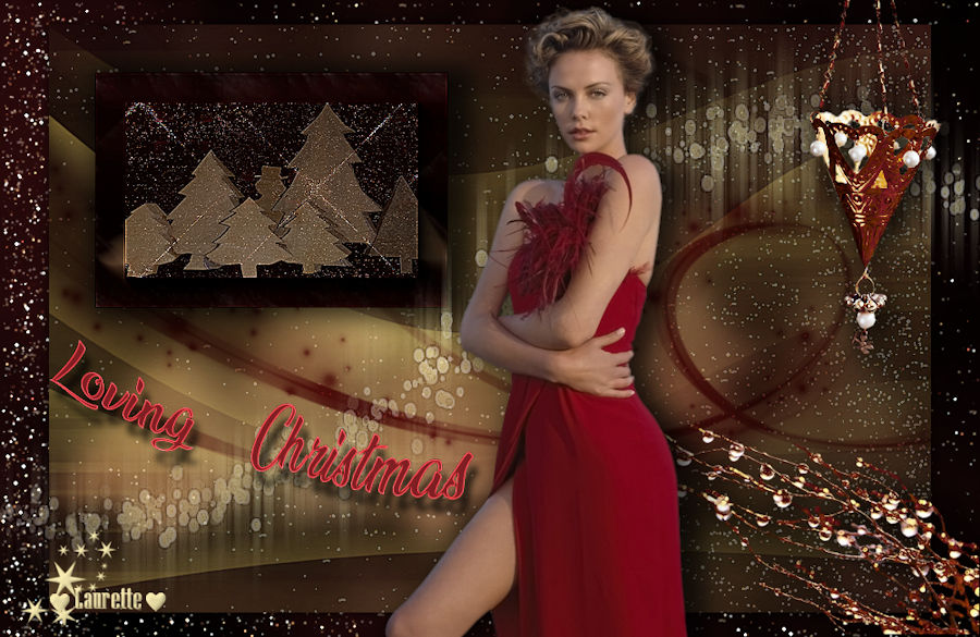 LOVING CHRISTMAS
