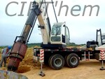 XUAN WU MACHINERY:  la foreuse hydraulique sur porteur.