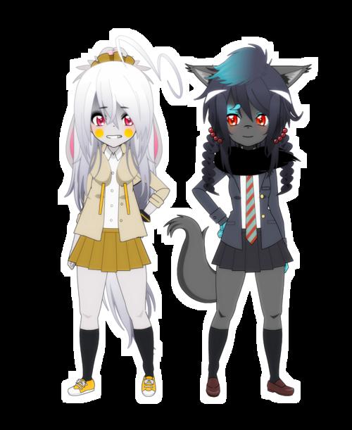 [Kisekae - Pokemaloid x Pokemon] Doubleganger