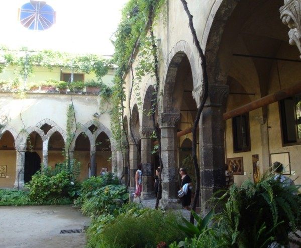 Cloître église San Francesco