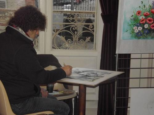 Ouverture du Salon des Arts Graphiques 2012