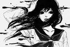 """Résultat de recherche d'images pour """"fille dans ombre manga"""""""""""
