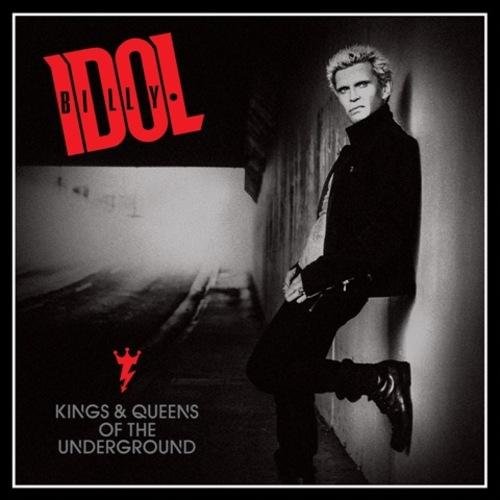 Billy Idol - new album 2014