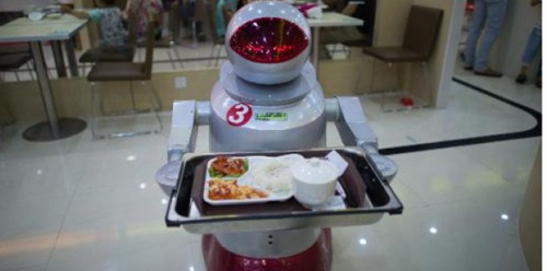Cuisine robotisée