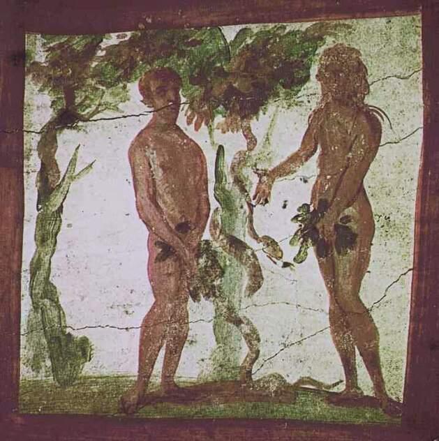Catacombes 3e siècle