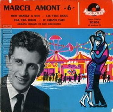 Marcel Amont, 1957