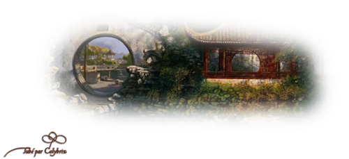 Paysage Asie