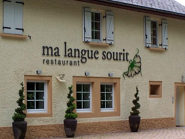 Restaurant Ma langue sourit 1 Marc de Metz 2011