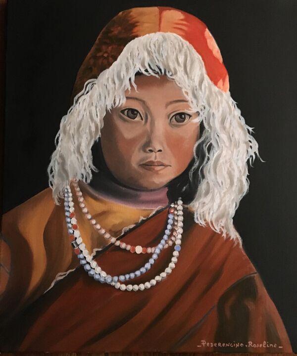 Peinture de : Roseline Pederencino et Olivier Villella