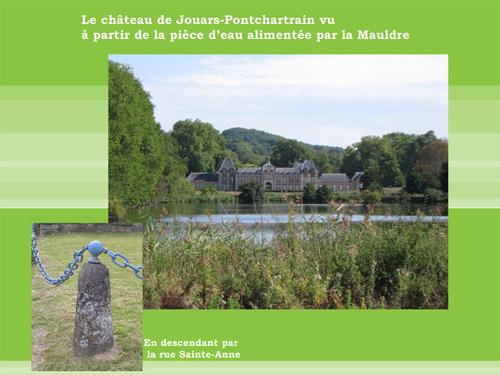 Le château de Jouars Ponchartrain à l'honneur