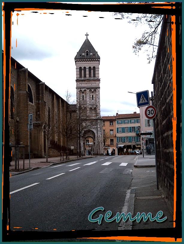 Eglise paroissiale, Sainte-Foy-lès-Lyon