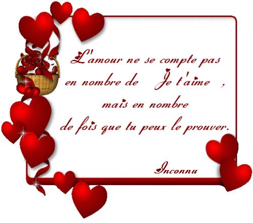 L'Amour, c'est... 6