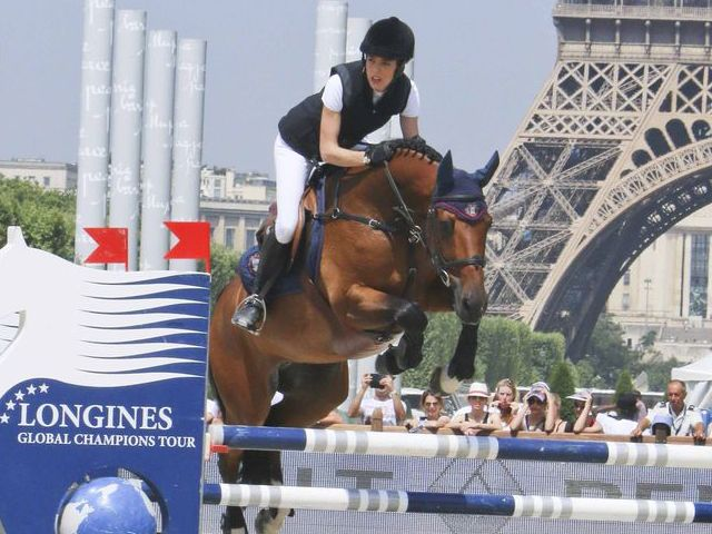 Longines Paris Eiffel Jumping