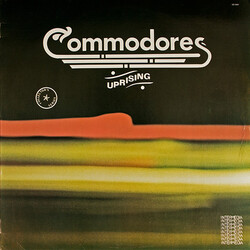 Commodores - Uprising - Complete LP