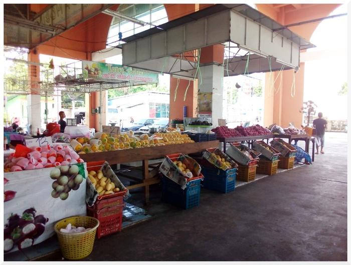 Thaïlande, Hangar, marché, Thepprasit, jomtien,