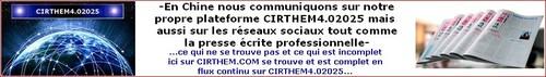 ...peu ou pas commentés sur CIRTHEM.COM mais très présents sur CIRTHEM4.02025...