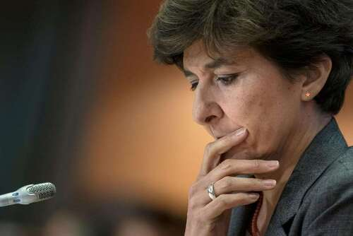 Combien gagne Sylvie Goulard à la Banque de France ?