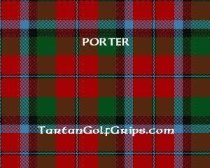 tartan PORTER