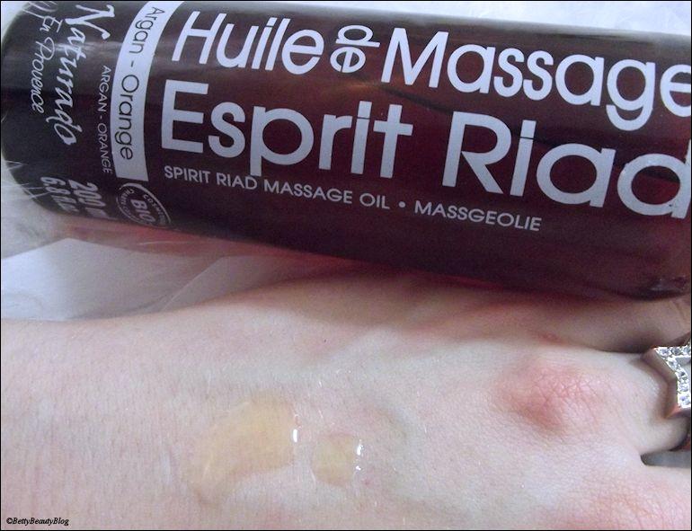 Huile de massage Naturado
