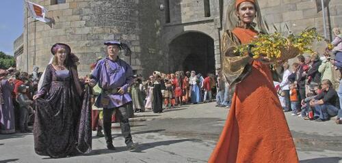 Anne de Bretagne à Guérande