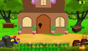 Jouer à AVM Naughty pink rabbit rescue