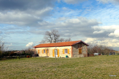 Corronsac : village de la zone Toulousaine...