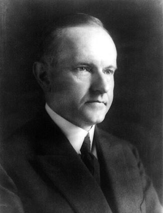 File:Calvin Coolidge photo portrait head and shoulders.jpg