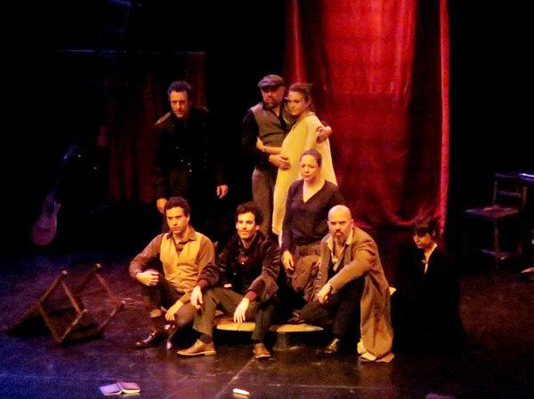 """""""Ruy Blas"""" ,la célèbre pièce dramatique de Victor Hugo, a été magnifiquement interprétée par  la Compagnie A2R au Théâtre Gaston Bernard de Châtillon sur Seine"""