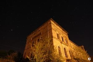 Jupiter et l'ancienne gare d'Avricourt