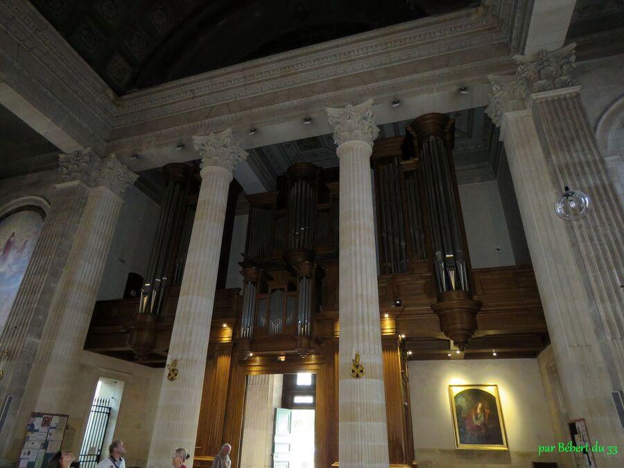 L'église de La Roche sur Yon