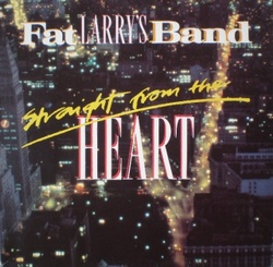 Fat Larry's Band - Straight From The Heart - Complete LP