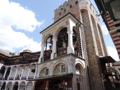 Le fabuleux monastère de Rila en Bulgarie, classé au Patrimoine Mondial (photos)
