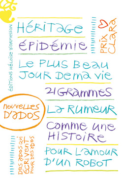Nouvelles d'ados - Collectif - Prix Clara