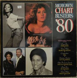 V.A. - Motown Chart Busters '80 - Complete LP