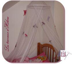 Pour une jolie princesse qui craint les moustiques