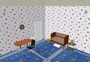 Birds room 2