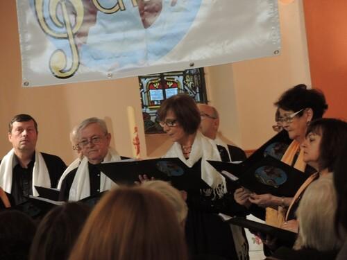 Concert de Noël de CHORALY 2015
