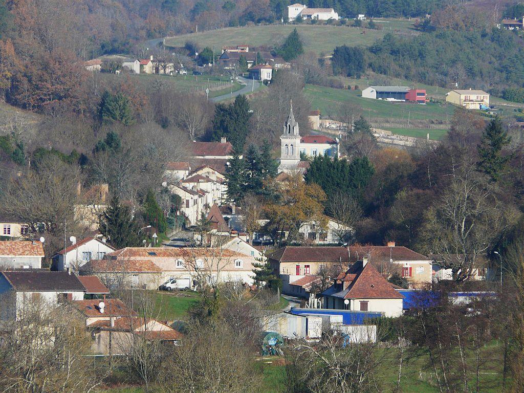 Manzac-sur-Vern