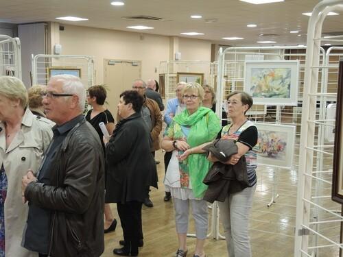 Exposition du Groupe Jules et Emile Breton Courrières