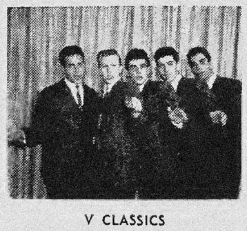 The Suburbans (4) aka The Five Classics (2)