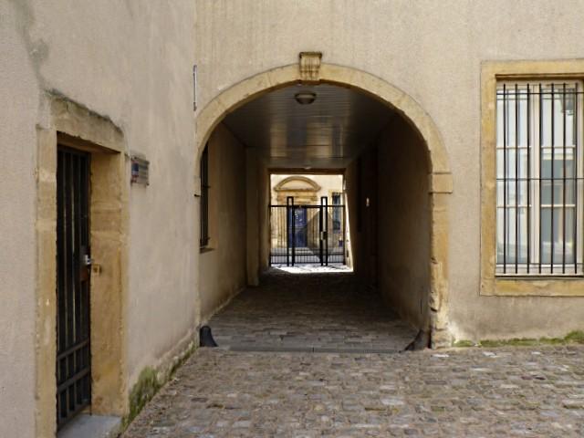 Des passages à Metz 1 Marc de Metz 2011
