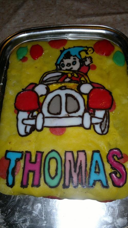 Gâteau Oui-Oui!!!!